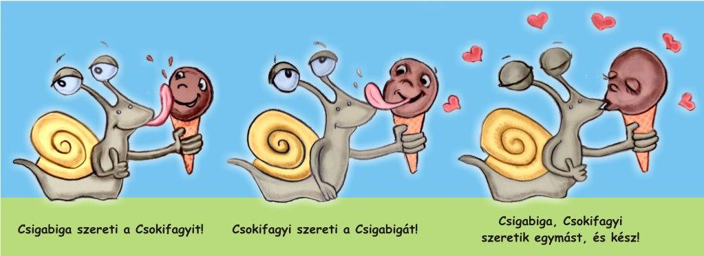 Kovács Zsigmond karikaturista barátunk rajza
